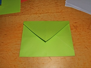 Making envelopes for children miaderoca magazine for alpine lifestyle - Briefumschlag falten ...