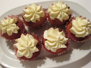 Sprin recipes elderflower cordial cupcakes