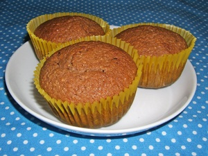 recipe chocolate muffin