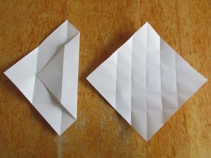 folded box step by step how to