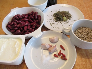 easy to make recipe marinated Quark